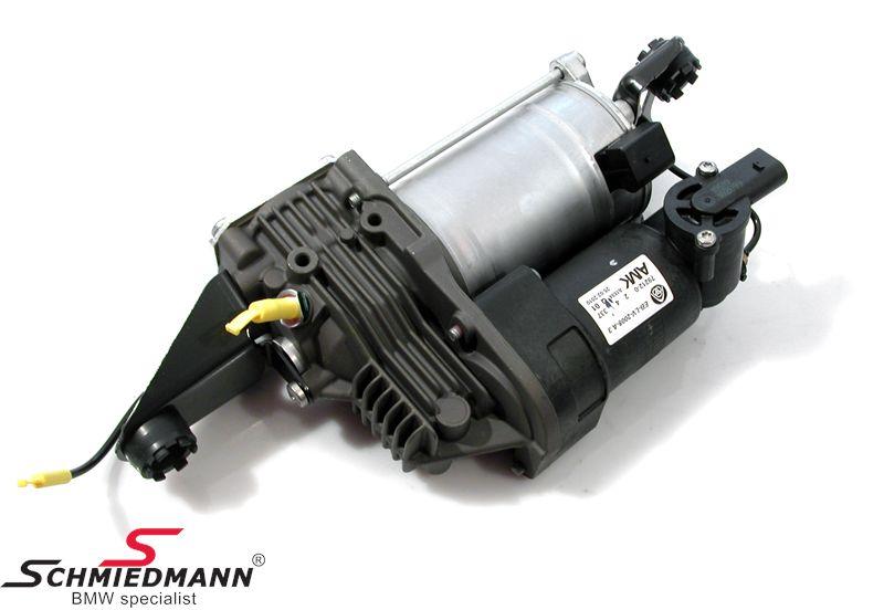 Ilmajousituksen kompressori - BMW alkuperäinen